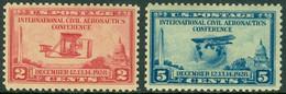 UNITED STATES OF AMERICA 1928 AERONAUTICS CONFERENCE** (MNH) - Nuevos