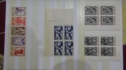 CP11 Collection De France Coin Daté, Carnet Croix Rouge Et Timbres **. A Saisir  !! - Verzamelingen (in Albums)