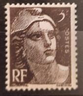 France/French Stamp 1945-47 N°715  Trois Cassé Sans F ** TB - Ongebruikt