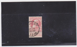 Belgie Nr 74 Tavigny - 1905 Thick Beard