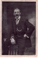 ARTURO STRCHSCHNEIDER CAMPIONE MONDIALE EQUILIBRISMO 1914 - FOTO BORGATO LA SPEZIA - Personalidades Deportivas