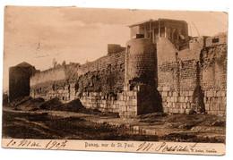 Damas  - Mur De St Paul - Syria