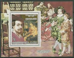 1984Guinea974/B82400 Years Artist Peter Paul Rubens - Rubens