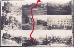 ( 59 ) - LILLE 9 X   Carte Photo Allemande 1° Guerre - Lille