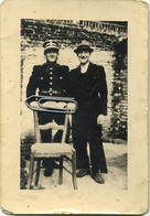 Gendarm - Rijkswacht - Politie    (  Photo   10.5  X 7.5   Cm ) - Mestieri