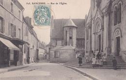 Sancerre Rue De L' église - Other Municipalities