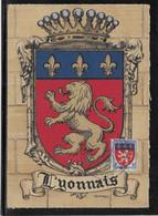 France - Blason - Carte Maximum - TB - 1940-49