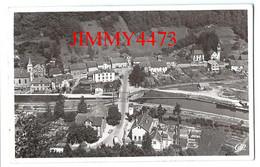 CPSM - LUTZELBOURG En 1953 - Partie Centrale ( Canton De Phalsbourg 57 Moselle ) Edit. REAL-PHOTO - C. A .P - Phalsbourg