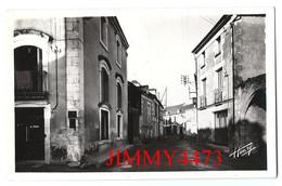 CPSM - PARCAY-SUR-VIENNE - Rue Principale (arr. De Chinon 37 Indre Et Loire ) Edit. D'Art HENRY à TOURS - Altri Comuni