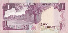 KOWEIT - 1 Dinar - Kuwait