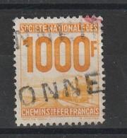 """Timbre """"colis Postaux France"""" YT 26 (oblitéré) - Usados"""