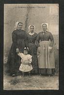 79 - SAINT-HILAIRE-LA-PALLUD - Costumes 1908 - RARE - Altri Comuni