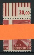 Deutsches Reich MiNr. 801 A Postfrisch MNH Verzähnt (V984 - Abarten