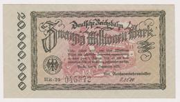 DEUTSCHLAND, Deutsche Reichsbahn Berlin, 6 X 20 Millionen Mark - Other