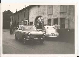 Photo Ancienne - Ennvirons  Vauvillers - Vieilles Autos - Demangevelle Fontenois La Ville Mailletroncourt Saint Pancras - Luoghi