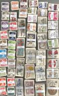 Monde Sauf France : 5000 Timbres En Bottes De 100 - Kilowaar (min. 1000 Zegels)