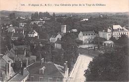 SAINT AIGNAN. Vue Générale Prise De La Tour Du Château. - Saint Aignan