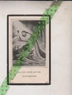 Zuster Amanda (Louisa Baudwyns), Sint-Amands-bij-Puers 1865, Ronse 1916 - Décès