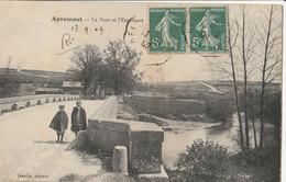 APREMONT Sur AIRE  Le Pont Et L'Esplanade - Altri Comuni
