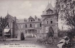 54, Mont Saint Martin, Château De La Direction Des Aciéries De Longwy - Mont Saint Martin