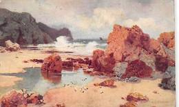 """Picturesque Nooks"" Cornish Coast, H. B. Wimbush Signed 1907 - Sonstige"