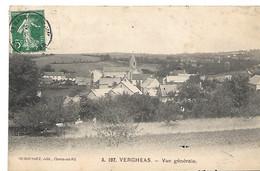 L130B287 - Vergheas - A. 197 Vue Générale - Other Municipalities