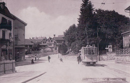 Zürich, Kreuzstock, Chemin De Fer, Tramway (450) - ZH Zurich