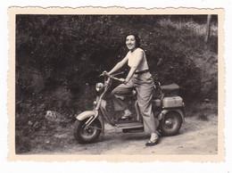 LAMBRETTA - SCOOTER - MOTO SCOOTER - FOTOGRAFIA ORIGINALE - Automobili