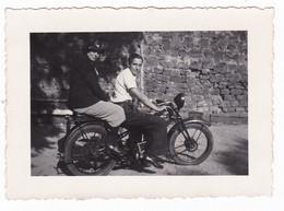 "MOTOCICLETTA "" PEUGEOT P 107 "" - MOTO -  MOTORCYCLE - FOTOGRAFIA ORIGINALE - Automobili"