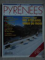 Pyrénées Magazine N° 20 - Traineaux à Chiens - Mars-Avril 1992 - Tourism & Regions