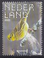 Nederland - Beleef De Natuur - 4 Januari 2021 - Dwingelerveld - Geelgors - MNH - Ungebraucht