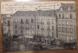Carte Postale Le Raincy Rond Point De La Station 1914 - Le Raincy