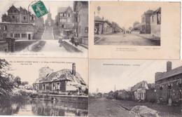 LOT//035.........20 CPA DEP80 - 5 - 99 Postkaarten