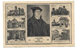 5900  EISENACH, WARTBURG LUTHERFEST  1921 - Eisenach
