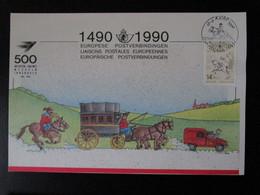 HK2350 Mechelen-Innsbruck Afstempeling Brasschaat - Souvenir Cards