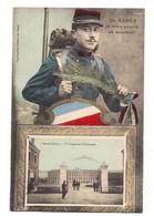 DE NANCY Je Vous Envoie Ce Souvenir - CASERNE Du 79ème Régiment D'Infanterie - (BERGERET Sans Doute) - - Nancy