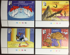 Grenada 1991 Disney Fantasia MNH - Grenada (1974-...)