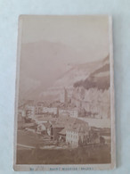 Suisse St Maurice - Antiche (ante 1900)
