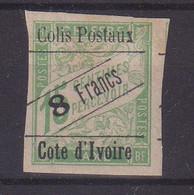 COTE D' IVOIRE : CP . N° 17 * . ROUSSEURS . 1903 . ( CATALOGUE YVERT ) . - Unused Stamps