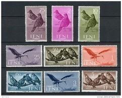 Ifni 1960. Edifil 163-71 ** MNH. - Ifni