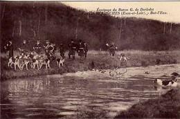 28 - Equipage Du Baron G.de Dorlodot  - Forêt De SENONCHES - Bat-l'Eau - - Zonder Classificatie