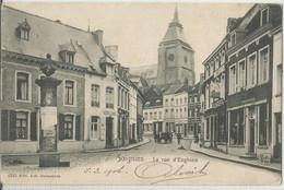 Soignies - La Rue D'Enghien 1906 - Soignies