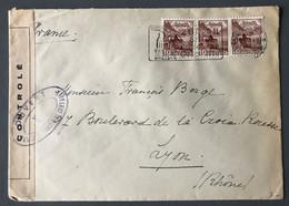 Suisse, Enveloppe Censure Militaire 26.7.1943 - (C2048) - Covers & Documents