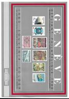 ONU Genève   Encart Année 1983  N° 111 à 118  Oblitérés TB  Le 09/12/1983    Le Moins Cher Du Site    .... Soldes  !!! - Cartas
