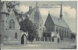 Soignies - Collège Saint Vincent (édition Fondu Rare) - Soignies
