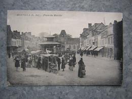 MONVILLE - PLACE DU MARCHE - Other Municipalities