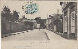 27   Gisors   Rue  De L'hospice - Gisors