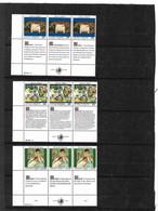 O.N.U  Déclaration Des  Droits De L' Homme Articles 1  à 12  New York; Genève Et Vienne Neufs * * TB= MNH VF Soldé ! ! ! - Gemeinschaftsausgaben New York/Genf/Wien