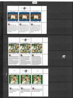 O.N.U  Déclaration Des  Droits De L' Homme Articles 1  à 6  New York; Genève Et Vienne Neufs * * TB= MNH VF Soldé ! ! ! - Gemeinschaftsausgaben New York/Genf/Wien
