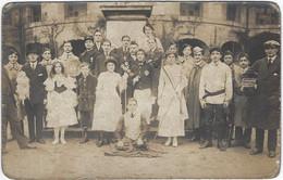 27   Gisors   Carte Photo  Preparation Militaire  Concert  Decembre 1917 Et 2 Janvier 1918 - Gisors